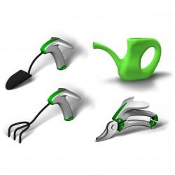 Pack de 4 outils ergonomiques
